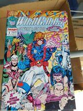 WildC.A.T.S. #1 -    Image comic books