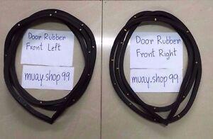 Weatherstrip 2 Door Rubber Complete Set fits FOR Suzuki Vitara SE416