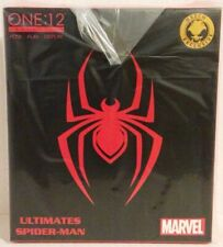 Mezco One:12 Collective Ultimate Spider-Man Miles Morales Action Figure SDCC Exc