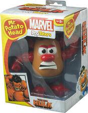 THE INCREDIBLE HULK - Red Hulk PopTaters Mr Potato Head Figurine (PPW Toys) #NEW