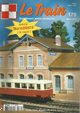 LE TRAIN N°179 LOCO-SPOTTER / EURAILSPEED / PLAN DE RESEAU : ROSEGONES