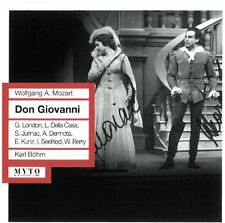 Mozart / Smetana / T - Don Giovanni (Sung in German) [New CD]
