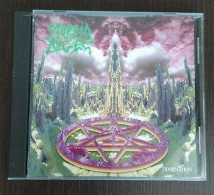 MORBID ANGEL - DOMINATION - CD NEW SEALED JEWELCASE