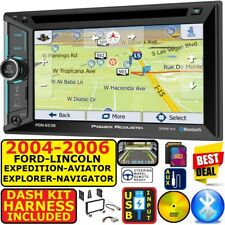 02-06 FORD EXPEDITION EXPLORER LINCOLN AVIATOR NAVIGATOR NAVIGATION BLUETOOTH