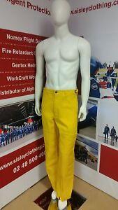 Nomex Trouser Yellow (#26) Size: 99W