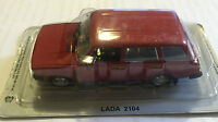 "DIE CAST "" LADA 2104 "" AUTO DELL' EST SCALA 1/43"
