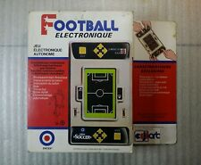 Jeu Electronique Footbal Complet en boite FR - ENTEX Industrie 1980 - Game Watch