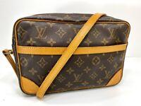 AUTH LOUIS VUITTON  Trocadero 27 Shoulder Bag Monogram Brown LV 59420437
