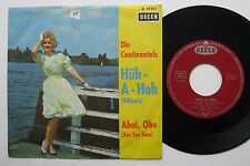 """7"""" Die Continentals – Hüh-A-Hoh (Wheels) / Ahoi Ohe - VG++ Hans Blum"""