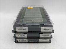 Nanya, Elpida, and Kingston 2GB PC3-10600U DDR3 2Rx8 RAM - Lot of 146 -JL0528