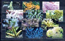 MONDE MARIN Tuvalu 12 val de 2006 ** cote 30euro CORAUX MARINE WORLD SEEWELT