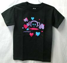 686 Paul Frank Youth Graphic T-Shirt Black Medium NEW