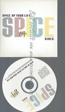 CD--PROMO--SPICE GIRLS--SPICE UP YOUR LIFE