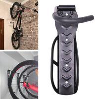 Bike Storage Wall Mounted Hook Bicycle Steel Rack Holder  Hanger Garages Stand