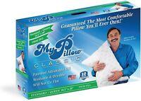 "MyPillow MP-SD-MF 18.5"" x 26"" Classic Series Bed Pillow Standard/Queen, Firm"