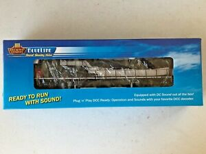 Broadway Limited BlueLine #5062 HO GE AC6000 Locomotive Southern Pacific #602-EC