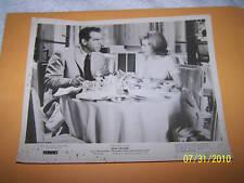 1962 Photo Fred MacMurray Deborah Walley in Bon Voyage