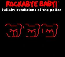 Rockabye Baby Lullaby Renditions of THE POLICE new kids bedtime music CD relax