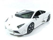 Bburago Lamborghini Reventon Bianco 1/24 Pressofuso Macchine