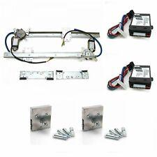 Street Rod Window Crank Switch Kit for 50-54 Chevy Car 1/2in 16in bosch motor