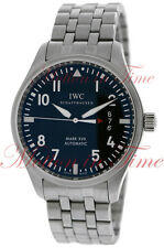 IWC Pilot's Watch Mark XVII Mens 41mm Stainless Steel Black Face IW326504