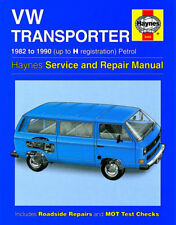 3452 Haynes VW Transporter (water-cooled) Petrol (1982 - 1990) Workshop Manual