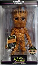 "GROOT PLANET X Guardians of the Galaxy Hikari Sofubi 10"" Vinyl Figure /1000 2015"