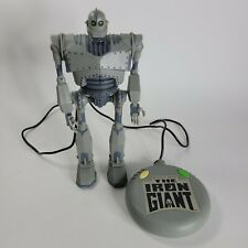 """The Iron Giant Remote Control Electronic Figure Trendmasters 1999 - 10"""""""