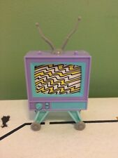 The Simpsons 1990 Toy Television RARE