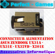 Connecteur alimentation power DC Jack Asus Vivo Zenbook UX31a UX31e UX32vd X201E