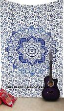 Indien Mandala Tenture Couvre-lit pique-nique Tapisserie couverture de table art