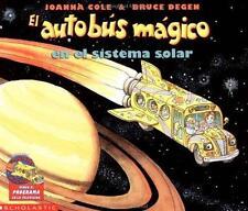 El Autobus Magico en el Sistema Solar