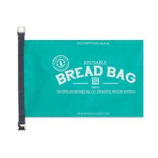 Onya Reusable Bread Bag Baguette Rolls/Loaf Storage Aqua