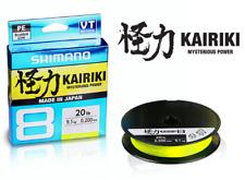 Shimano Kairiki PE Braided Line - 20lb - 300m - Made in Japan