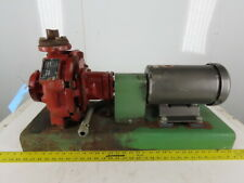Armstrong 4060 Bf 3hp 1725rpm 208 230460v 15x1x8 Horizontal Packaged Pump