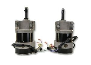 Hoveround Teknique RWD Motor Assembly - M19004442, M19004443 Replacement Motors