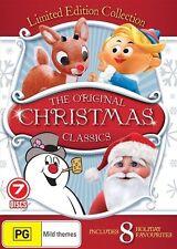 The Original Christmas Classic Collection (DVD, 2014, 7-Disc Set)