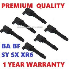 6 Ignition Coil Pack BA BF Ford Fairlane Falcon Fairmont LTD Territory SX SY 4L