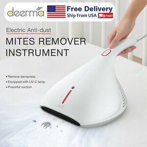 Deerma 13000Pa Handheld Vacuum Cleaner Anti-Mites Mite Removal Killer w/UV Lamp