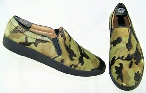 COLE HAAN Grand OS C13480 Camo Pony Hair Slip On Men's Loafer Shoes US 11.5 M