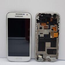 Pantalla Completa Original Samsung Galaxy s4 mini blanca con marco ENVIO 24H