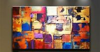 ZWPT307  100% hand-painted modern abstract home wall art oil painting on canvas