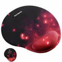 VicTsing Ergonomic Mouse Pad with Gel Wrist Rest Best Non-Slip Gaming Mouse Pad