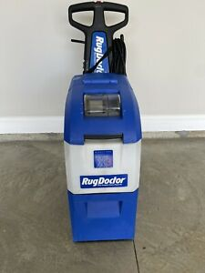 RUG DOCTOR Mighty Pro X3 MP-C3 Carpet Shampoo Floor Cleaner Blue Yes Works