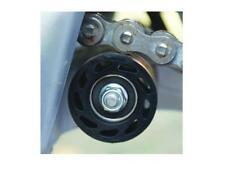 Ketten Roller schwarz 32mm Motocross Enduro YZF RMZ KTM KXF TM CRF Schwinge