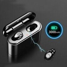 X8 TWS verdadero Auriculares Auriculares Estéreo Inalámbrico Bluetooth 5.0 mm Intraurales Nuevo