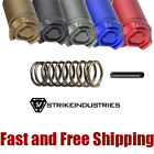 Strike Industries Aluminum Lightweight Bolt Button w/ Pin & Spring 5.56/223/308