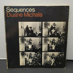 Sequences by Duane Michals - Doubleday 1970 First Edition