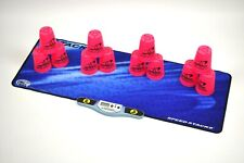 Speed Stacks Pink Cups + Stack Mat + Competition Timer TESTED + NEW BATTERY