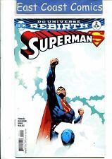 SUPERMAN #2 - DC UNIVERSE REBIRTH